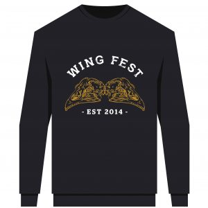 Wing Fest Skulls Sweatshirt
